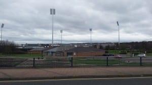 The RIverside Cricket Ground