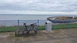 The North Sea at Seaham